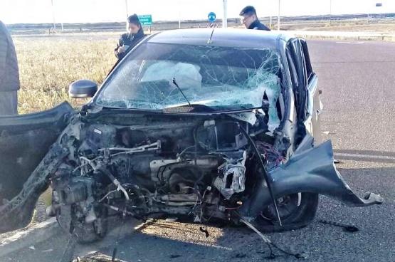 Conductora murió por traumatismo