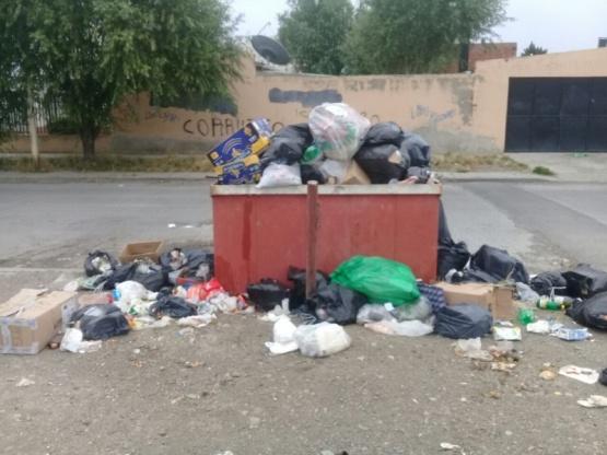 Así está la situación en algunos barrios de la ciudad.