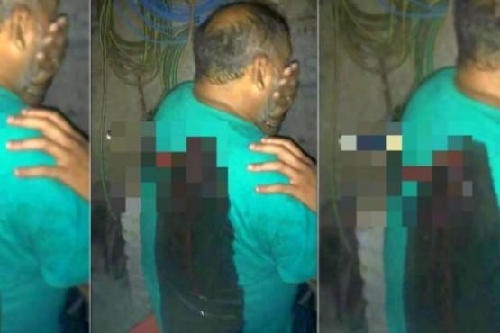 Una menor de 12 años apuñaló a la pareja de su madre para defenderla