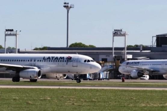 Los vuelos de Latam se verán afectados por una medida gremial