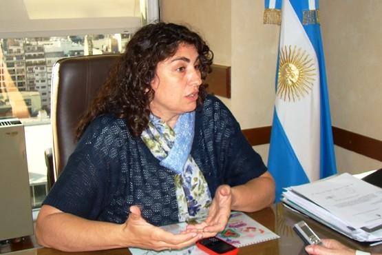 """Ianni: """"La baja de la conexión aérea con Ushuaia responde a intereses políticos"""""""