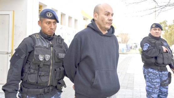 Uno de los sospechosos de clonar tarjetas en Chubut y Santa Cruz.