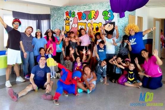 """Festejos de cierre por """"Vacaciones Saludables"""""""