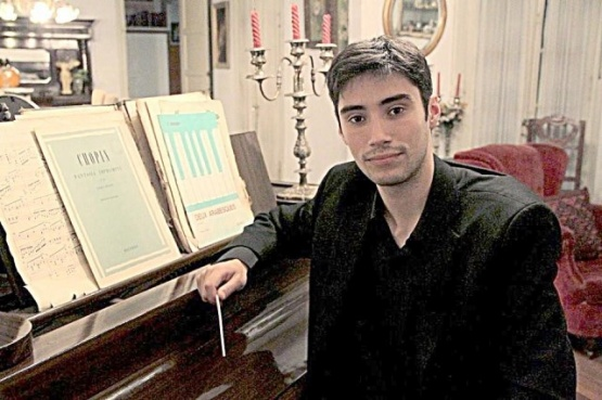 Enrique Francisco Segura, Director de Orquesta.