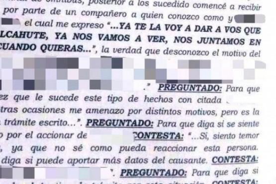 Denunció por amenazas a trabajador de operaciones de Protección Civil