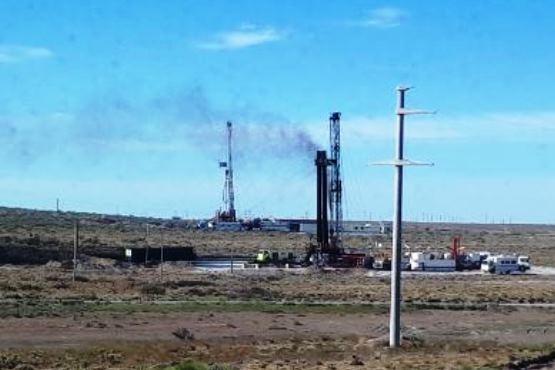 Denuncian pérdida de gas en pozo de Manantiales Behr