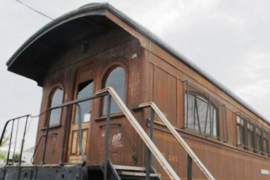 Abrieron el Vagón al público con muestra y actividades