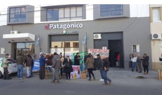 Harán evento para recaudar fondos ante la situación crítica de Diario El Patagónico