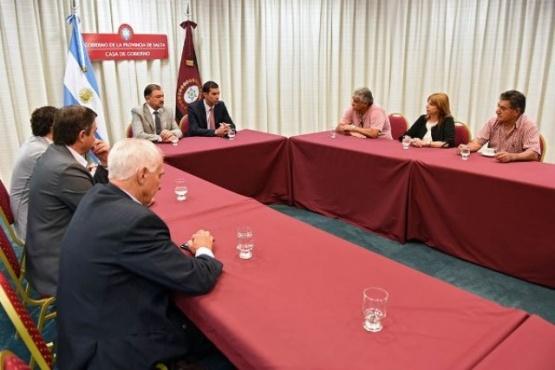 Evaluaron las consecuencias del cierre con intendentes y legisladores de Güemes