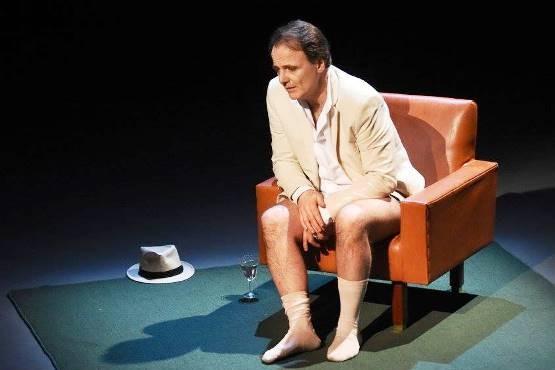 """Luis Machín presentará """"El Mar de Noche"""" en el Festival Monólogos al Viento"""