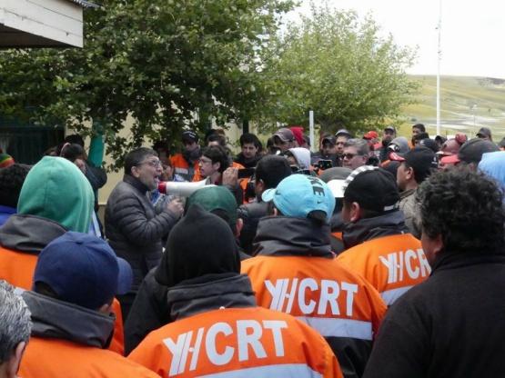 Hay preocupación en los trabajadores por los despidos. (Patagonia Nexo)