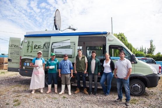 RENATRE entregó más de cien libretas de trabajo rural