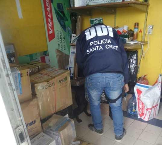 DDI de Puerto San Julián realiza controles