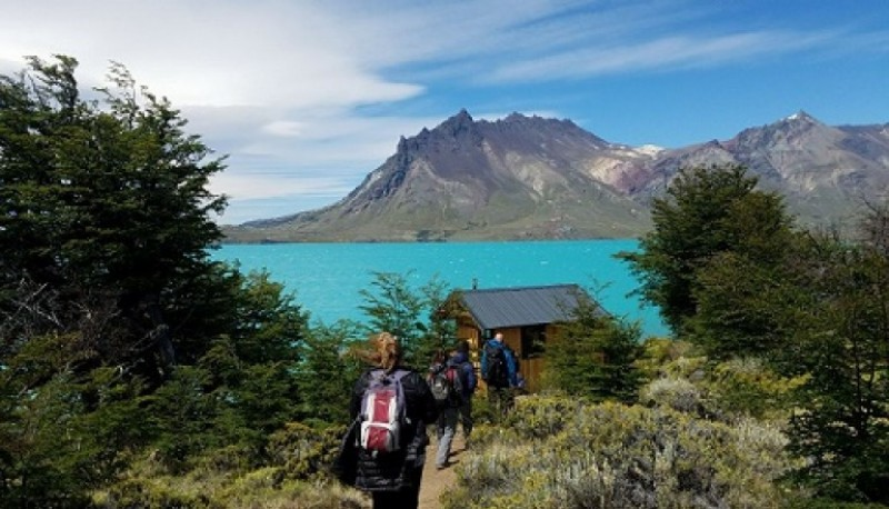 El Parque Nacional Perito Moreno Extiende Su Red De Senderos A La Reserva  San Lorenzo