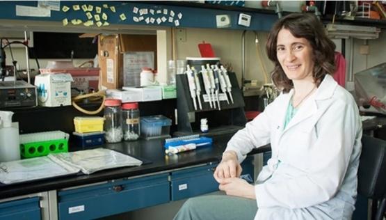 La neurocientífica argentina Verónica Piatti.
