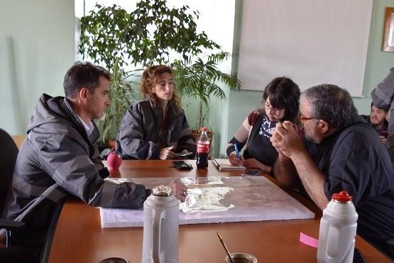 La Ministra de Salud desarrolló jornada de trabajo en la Cuenca Carbonífera