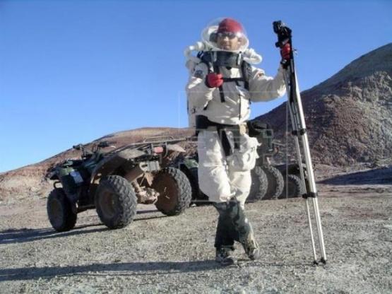 Combatir el polvo es una misión importante para la salud y la seguridad en el espacio