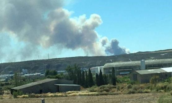 300 Hectáreas afectadas por incendio en San Gregorio