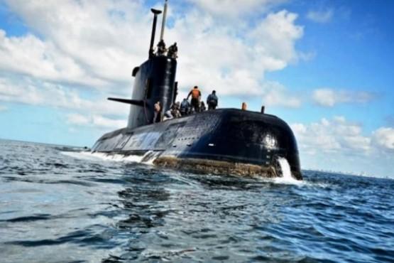 Los tripulantes que no embarcaron en el submarino declaran en Caleta Olivia
