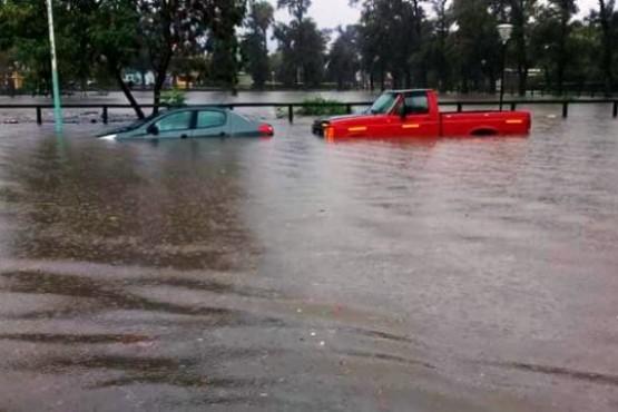 Chaco: las lluvias no cesan y los evacuados aumentan