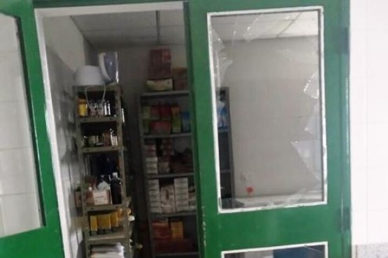 Robaron alimentos en la Escuela Hogar Nº 2 de Gobernador Gregores