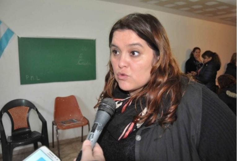 Daniela D'Amico, asumió en el cargo.