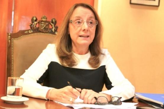 La Gobernadora impulsó las reformas al inicio de su gestión.