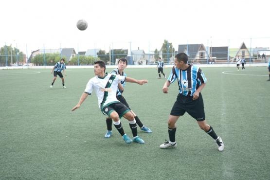 Cuatro nuevos partidos se jugaron en la Pino
