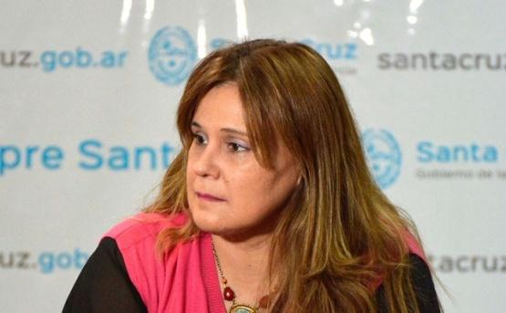 La Ministra Vessvessian se reunió con funcionarios nacionales