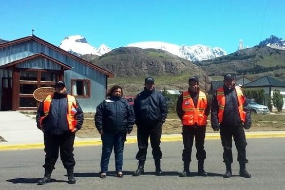 Controles de tránsito y bromatológicos en El Chaltén