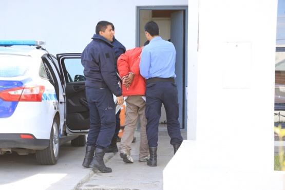 """Joven investigado por """"robo calificado"""" cayó por infracción de tránsito"""