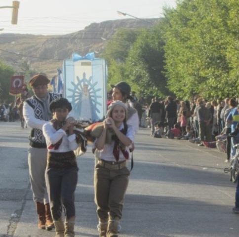 Las actividades se iniciarán mañana con el desfile criollo.