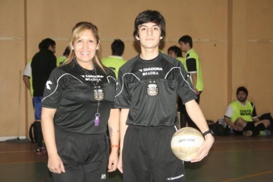 Comienza curso para ser árbitro de fútbol de salón