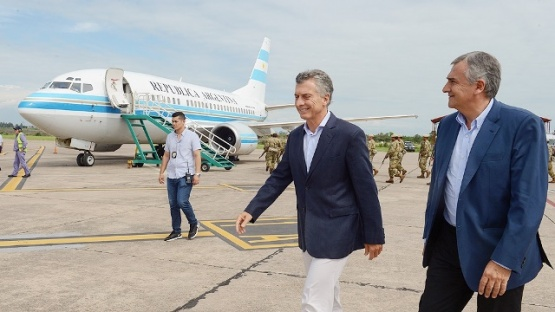 Macri reinaugurará una zona franca