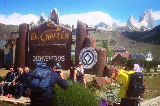 Enero cierra con buenos índices de ocupación hotelera en El Chaltén