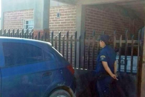 Comodoro: hallaron a una mujer muerta, quemada y con un cable en el cuello