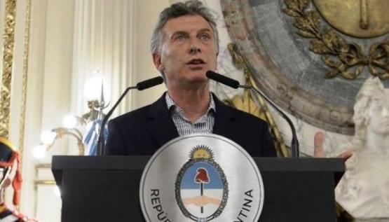 Macri recibirá a familiares de los tripulantes del ARA San Juan