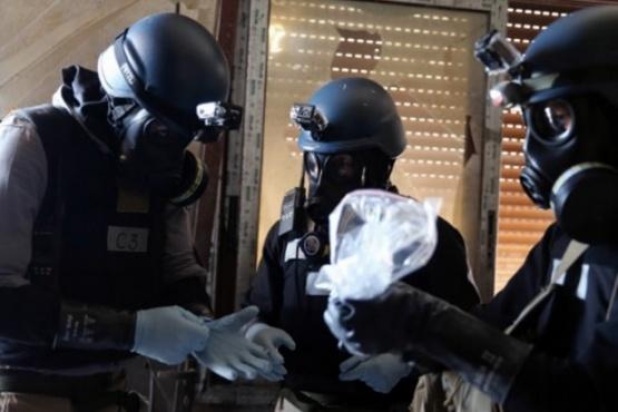 Washington acusa a Siria de otro ataque químico y apunta contra Rusia