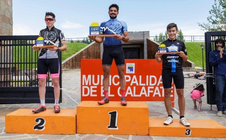 Las competencias deportivas están a pleno en El Calafate.