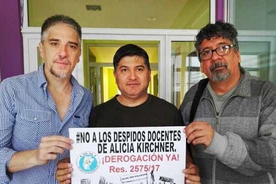 Para Fernández, las acciones del CPE son