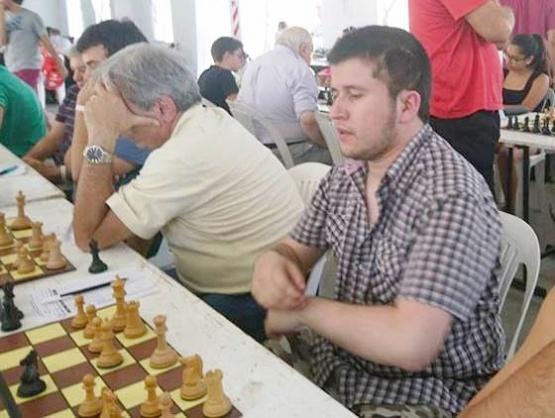 El riogalleguense ganó, empató y perdió por igual en este certamen.