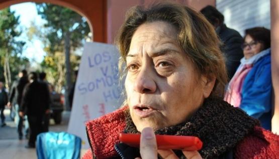 Ruiz lamentó que solo se consiga el reconocimiento de la lucha