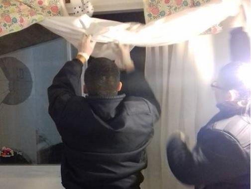 Entraron a la casa y le robaron el televisor a la delegada de ENACOM