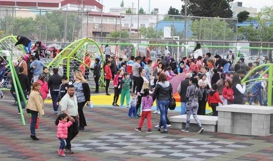 Se redujo el horario de apertura del Parque Urbano