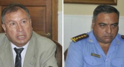 El Sec. de Seguridad y el Jefe de Policía quedaron desafectados.