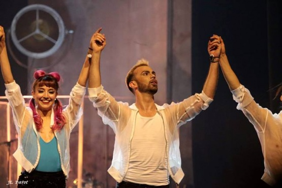 """El bailarín santacruceño Mariano Balois participará del estreno mundial de """"Tango After Dark"""""""