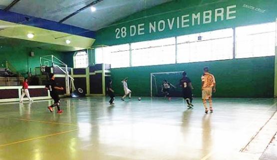 """Se define el torneo """"Amigos del Curva"""" en la Cuenca Carbonífera"""