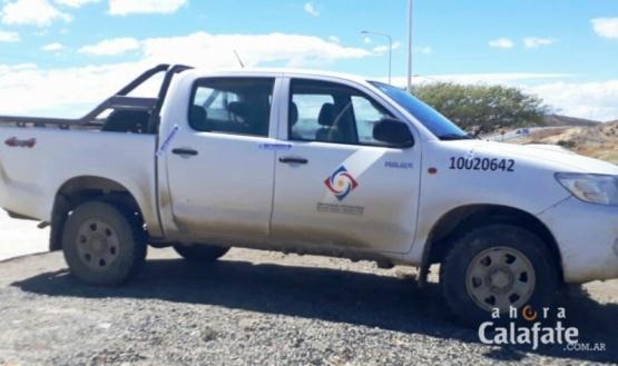 Conducía en estado de ebriedad una camioneta de las Represas