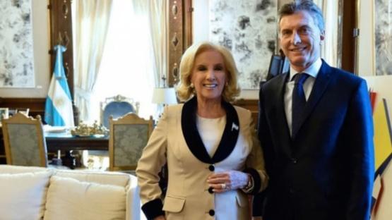 El pedido que le hizo Mirtha Legrand a Mauricio Macri