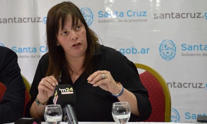 María Sanz, subsecretaria de Agencia Provincial de Seguridad Vial.